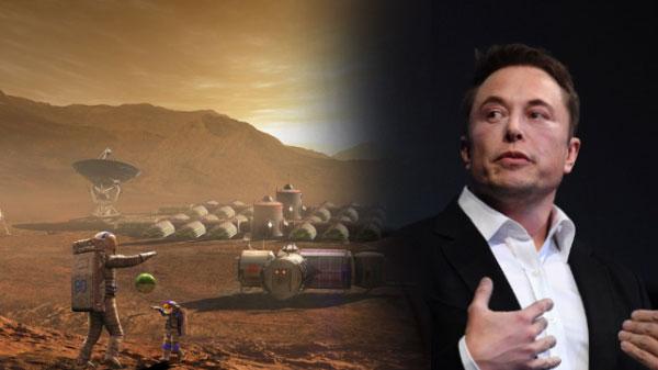 Elon Musk เตรียมสร้างเมืองบนดาวอังคารให้สมบูรณ์ แบบที่ไม่ต้องพึ่งพาโลก
