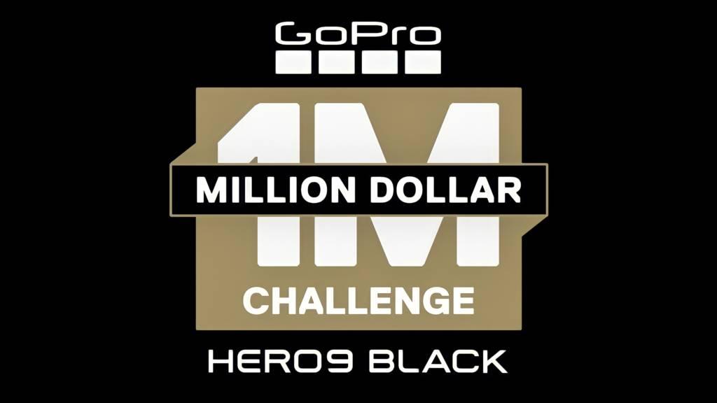 GoPro มอบเงินรางวัล 1 ล้านเหรียญดอลลาร์สหรัฐสำหรับผู้ชนะที่ส่งผลงานวิดีโอเข้าประกวด HERO9 Black Million Dollar Challenge ประจำปี 2020