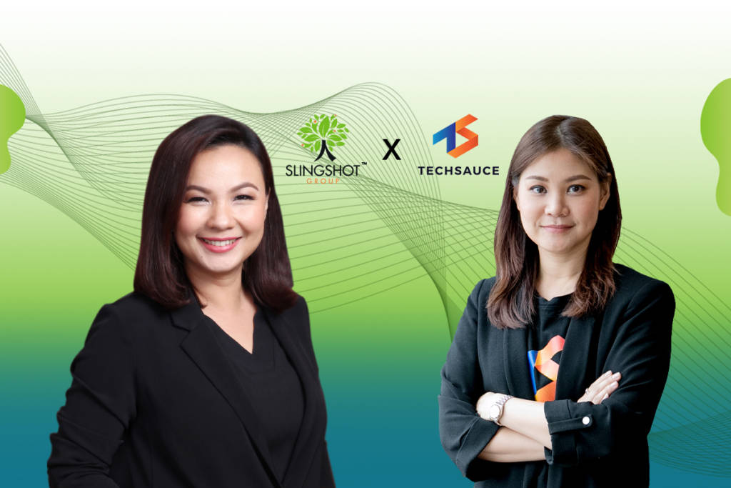 """Techsauce"" ผนึกกำลัง ""Slingshot Group"" มุ่งเสริมความแกร่งองค์กรธุรกิจไทย ประสานจุดแข็งยกระดับบริการ Upskill & Reskill บุคลากรให้ทันต่อการเปลี่ยนแปลงยุค Digital Disruption"